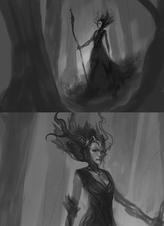 faerie step 3