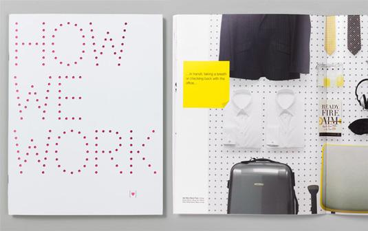 Brochure design: Harter