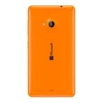 Lumia 535_Back_Orange