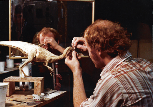 How to be a better VFX artist by Phil Tippett