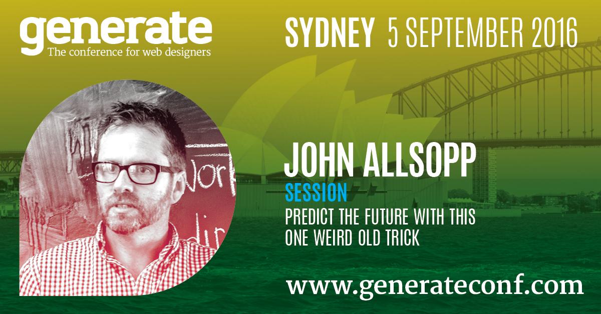 John Allsopp