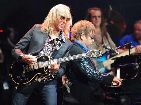 Exclusive Interview Davey Johnstone My Career With