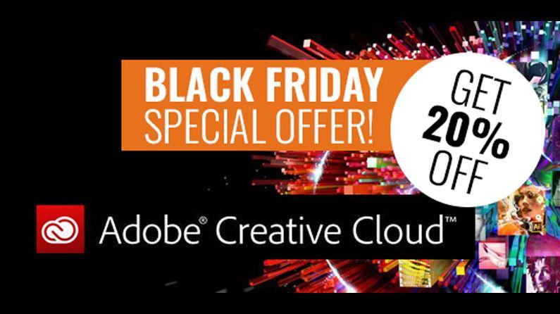 adobe creative cloud deals