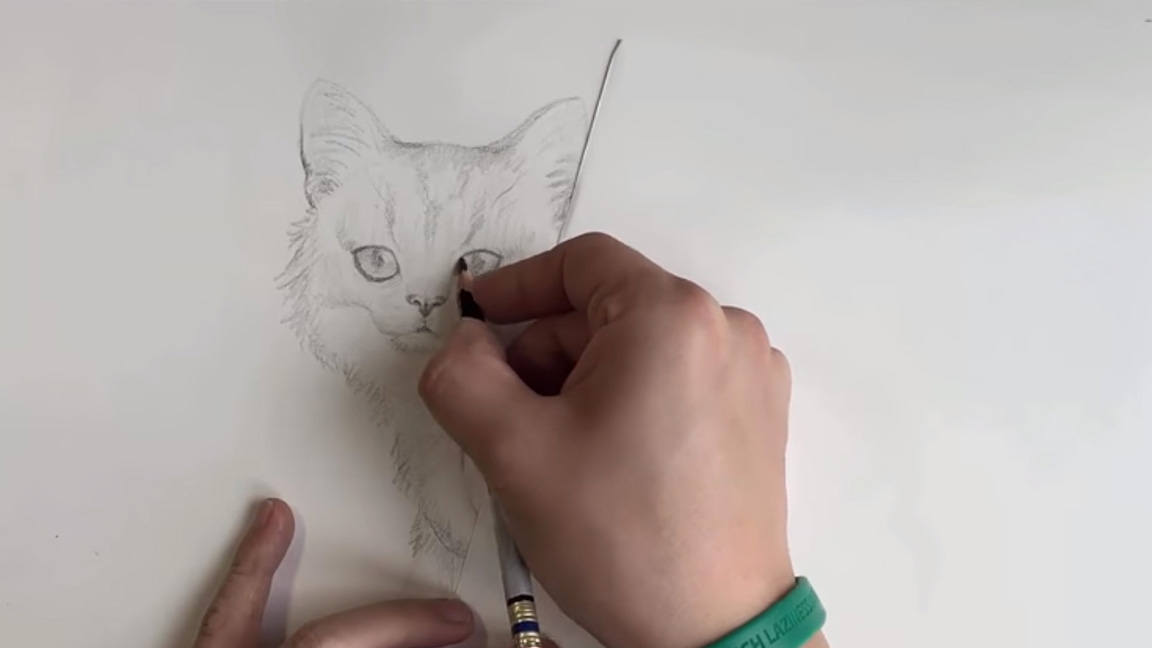 Pencil drawing techniques: Extra tips