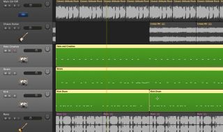 For true control you ll want to split your drum part into a multi channel arrangement