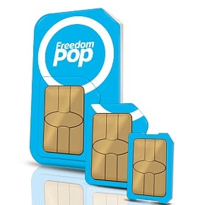 cheap sim only deals freedom pop
