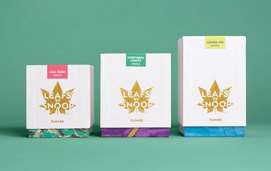 Cannabis branding: Leafs By Snoop