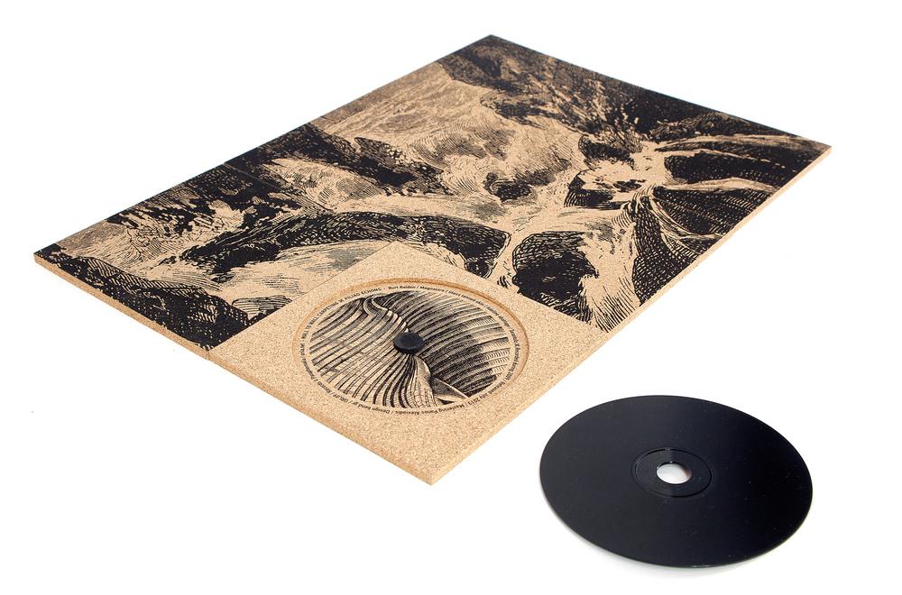 Cork CD packaging