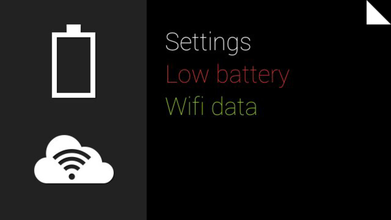 Google Glass battery life