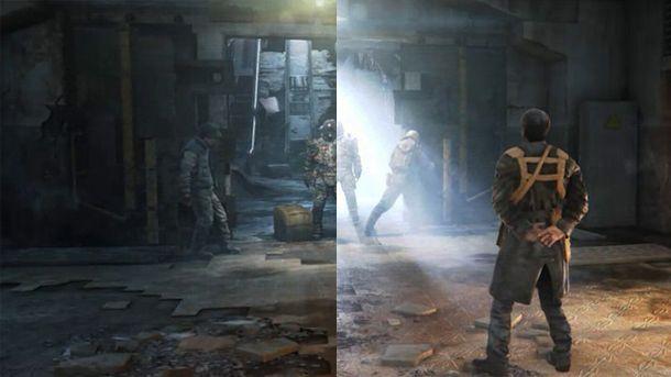Metro 2033 Redux Day One Patch Adds Volumetric Lighting To