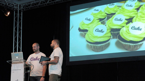 Cake at OFFF 2013