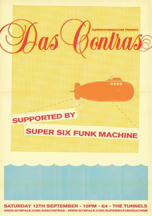 Aekido - Das Contras poster