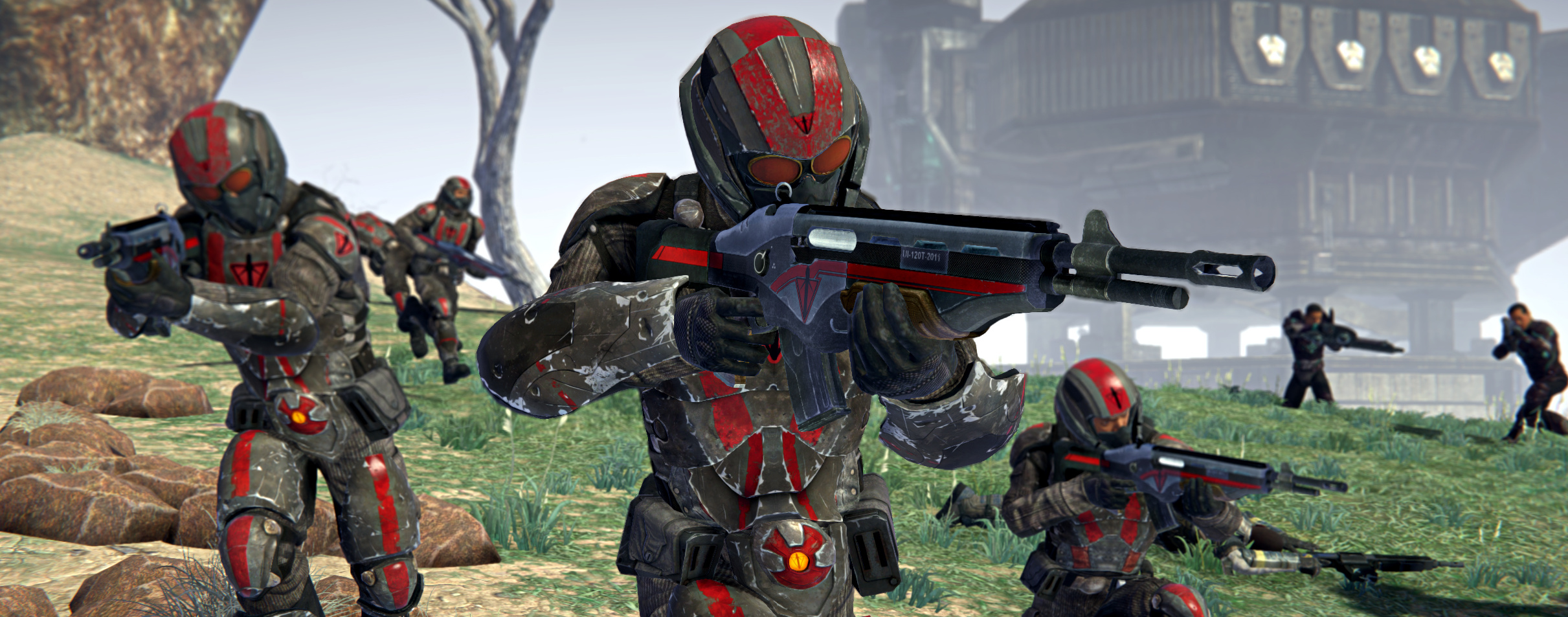 Planetside 2 players are organising a record breaking ...