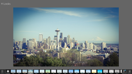 Photoshop Express on Windows 8