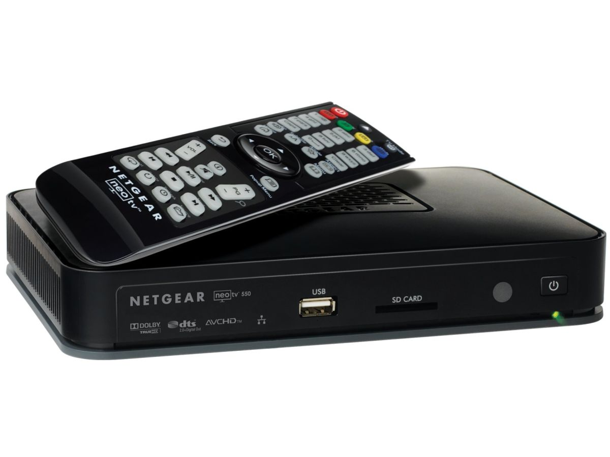 Netgear Neotv 550 Review Techradar