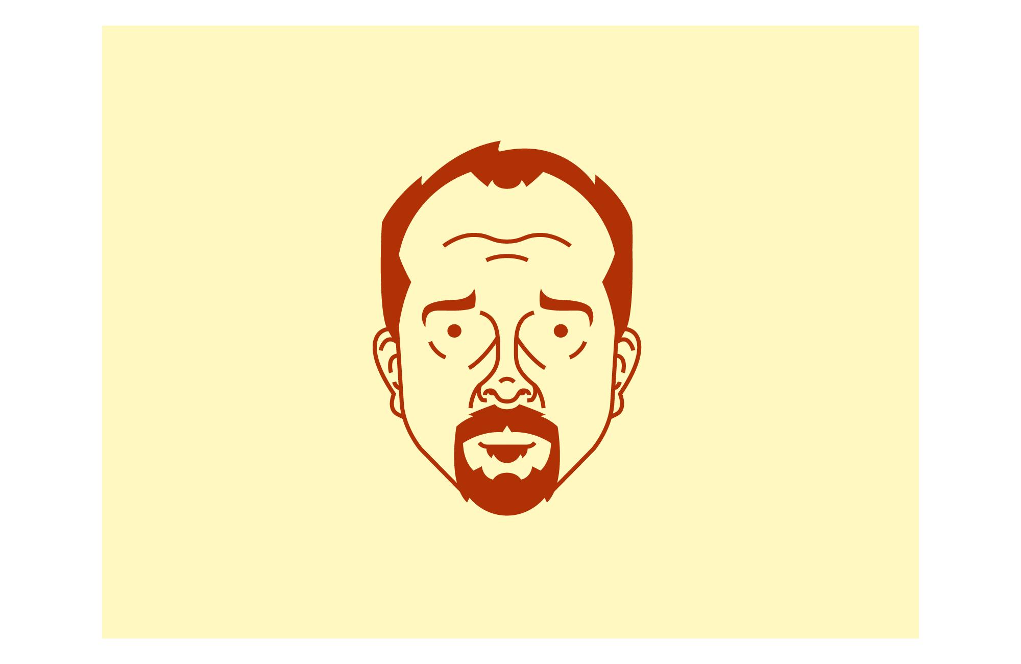 Illustrated avatars