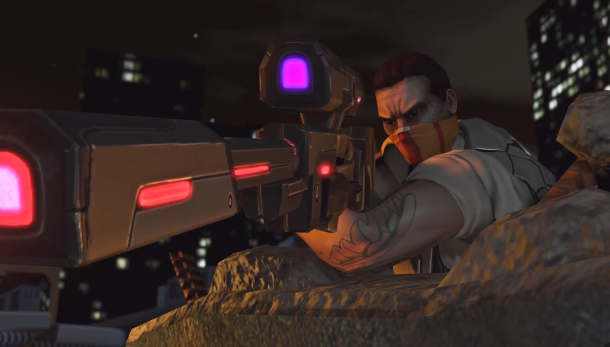 The mod adds the exalt static radio chatter from xcom: enemy within as