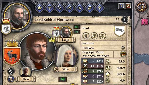 crusader kings 2 how to set late feudal administration