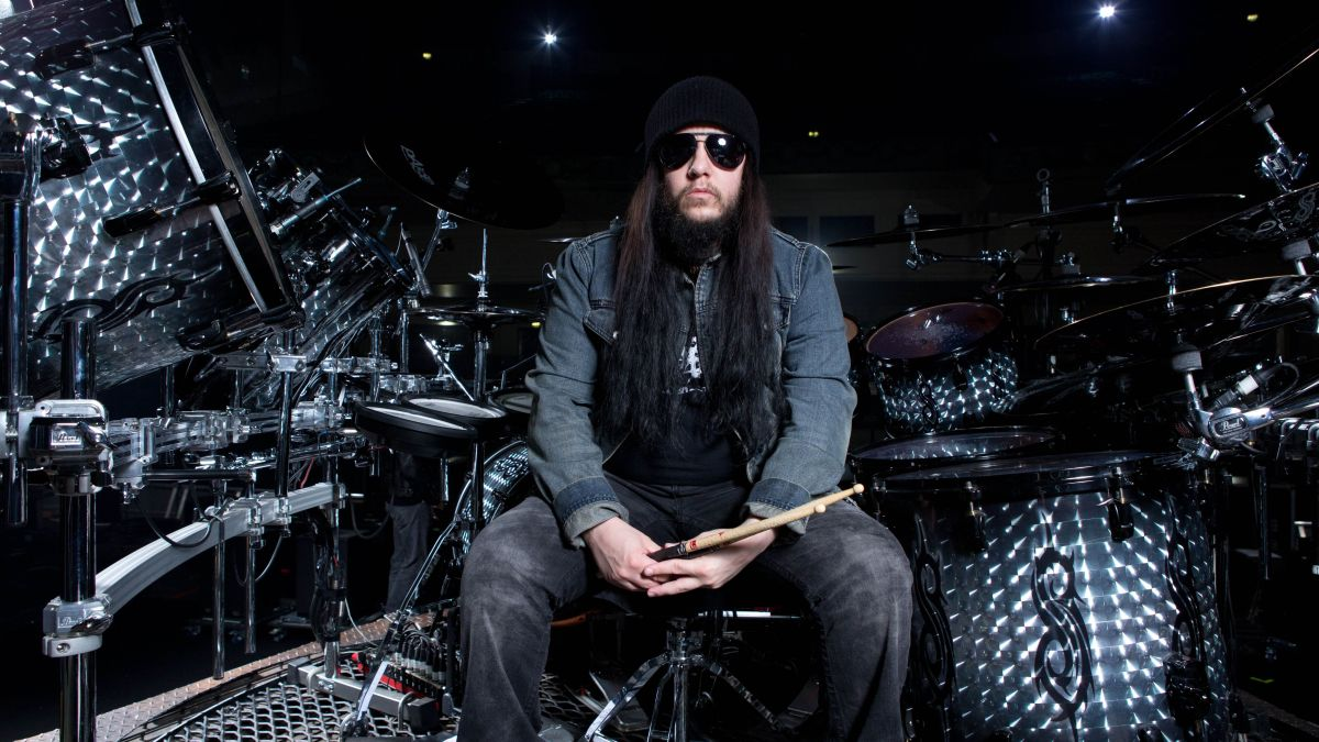 Joey Jordison reveals multiple sclerosis left him unable to play drums ...