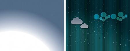 muliply transparancy gradient