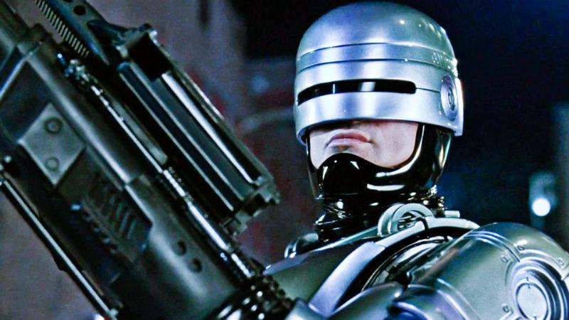 Wearables, Robocop
