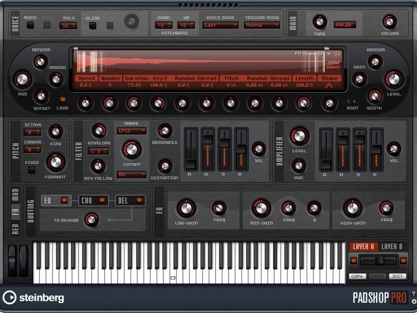 steinberg releases padshop pro and retrologue two new plug in synths musicradar. Black Bedroom Furniture Sets. Home Design Ideas