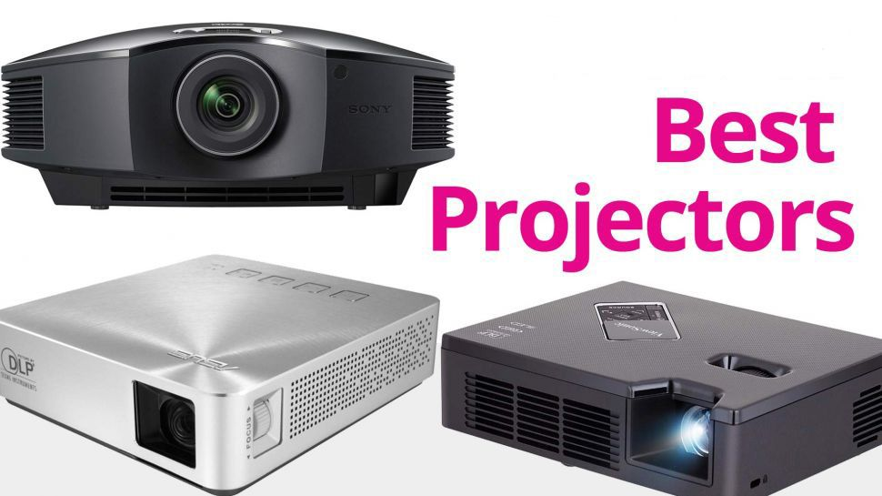 The 8 best projectors of 2016 techradar for Best palm projector 2016