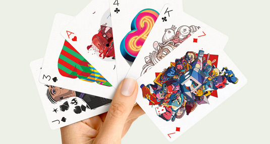 Playing arts hand