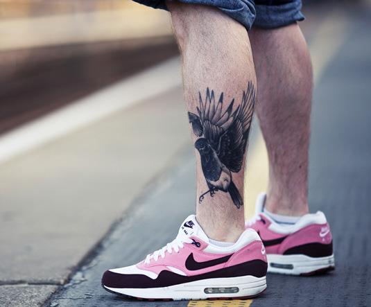 awesome tattoos: Alan Wardle