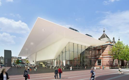 Design museum: Stedelijk