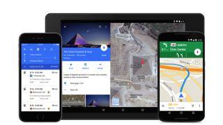 Google Maps gets its Material Design upgrade   TechRadar on software upgrade, netflix upgrade, chrome for internet explorer upgrade, sap upgrade,