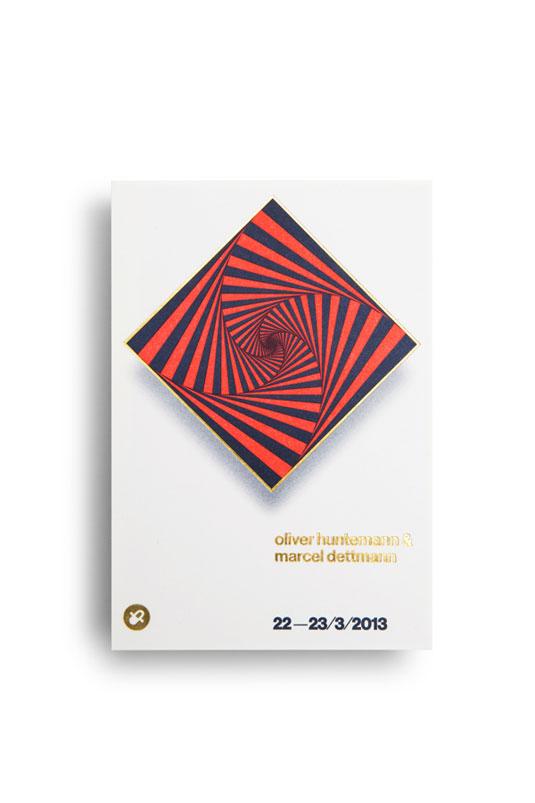 flyer design: Pastilla Digital