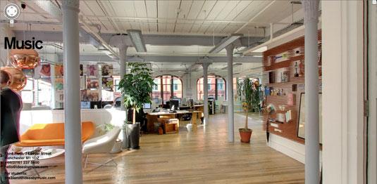 The UK's top 50 studios