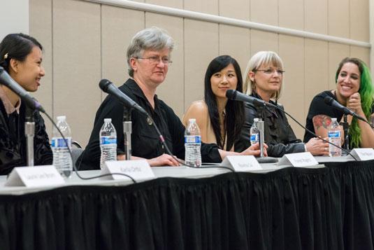 spectrum women panel
