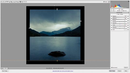Adobe Camera Raw tutorial grab 3