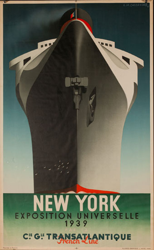 Vintage posters - Normandie