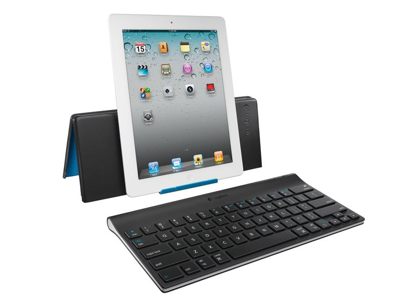 Logitech Tablet Keyboard For Ipad Review Techradar