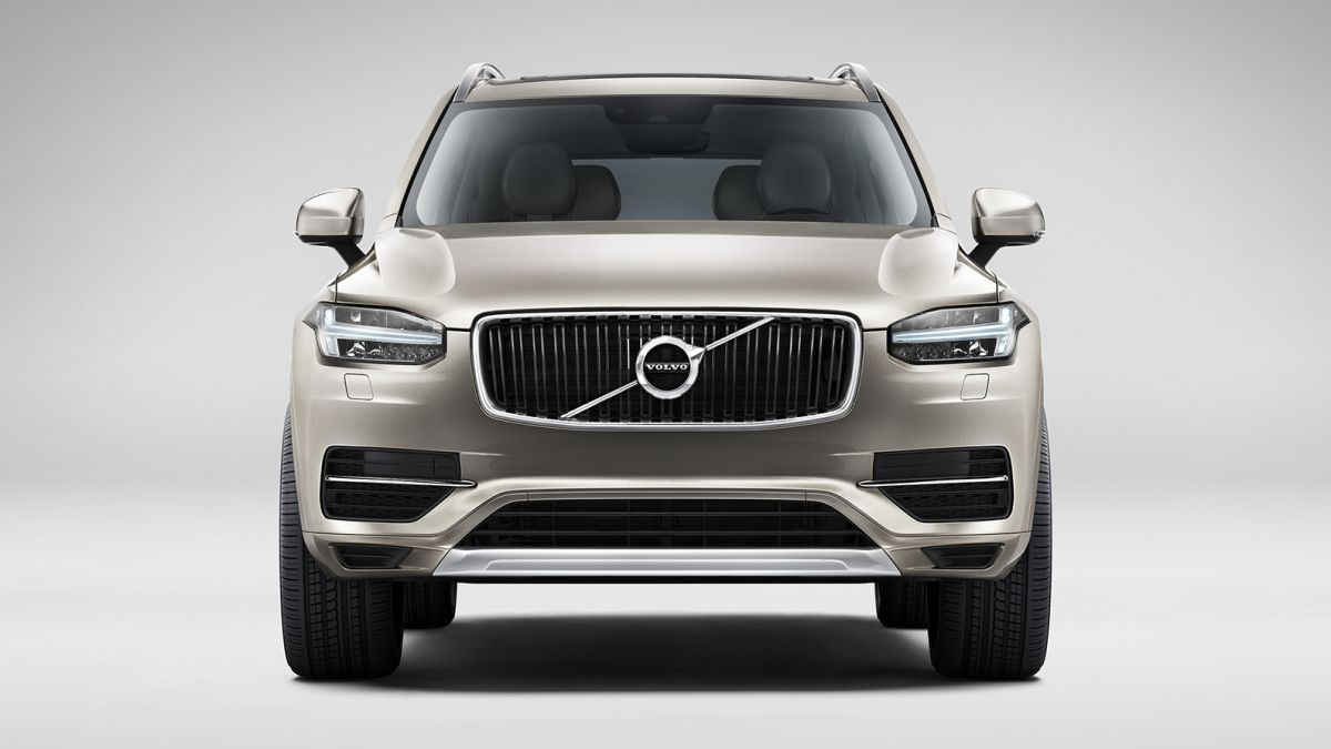Volvo And B Amp W Put Tweeters On Top For Uber Clear In Car