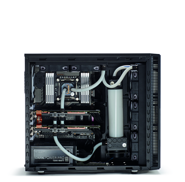 A Beginner S Guide To Liquid Cooling Pc Gamer