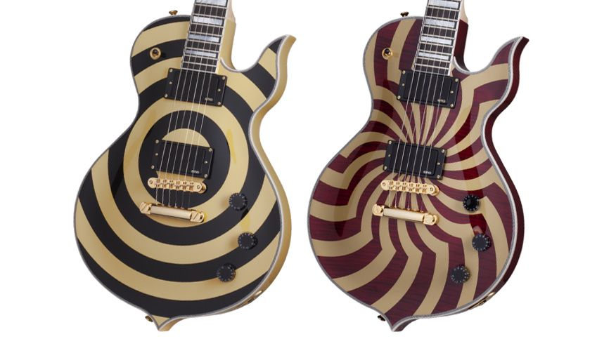 namm 2017 wylde audio hits the bullseye with odin grail genesis guitar musicradar. Black Bedroom Furniture Sets. Home Design Ideas