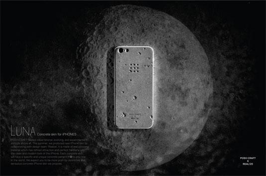 luna iphone 5 case
