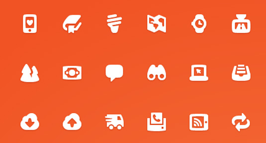 Free icons chunky pika icon set