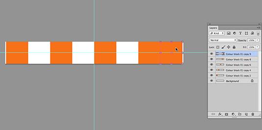 Make a banner - step 3