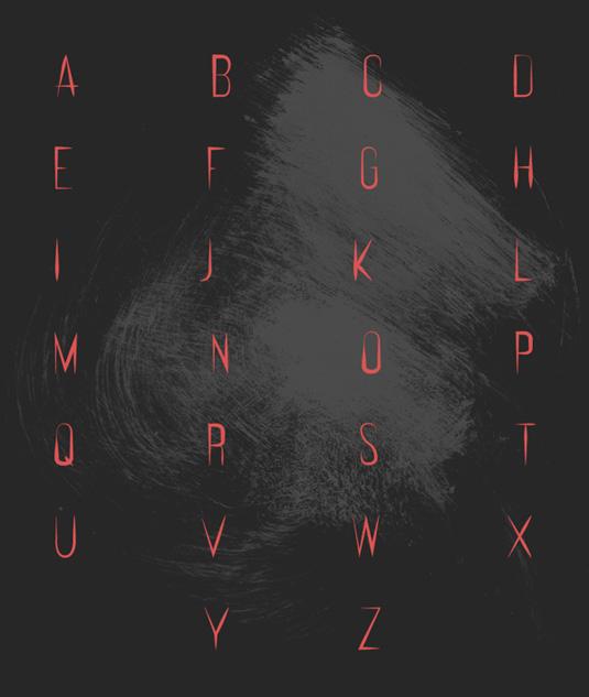 Free font: Feral