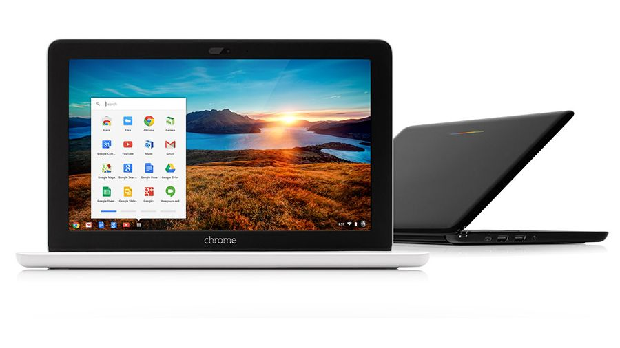 how to set homepage in chromebook