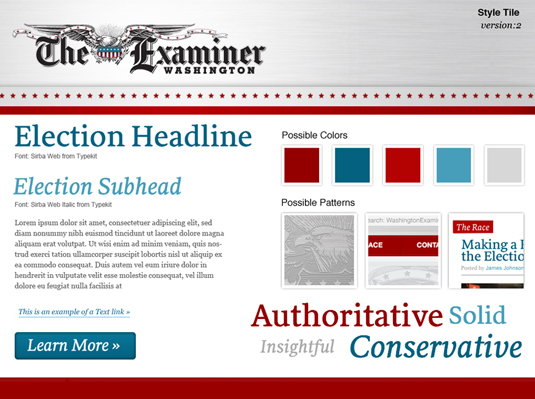 Washinton Examiner style tiles 2