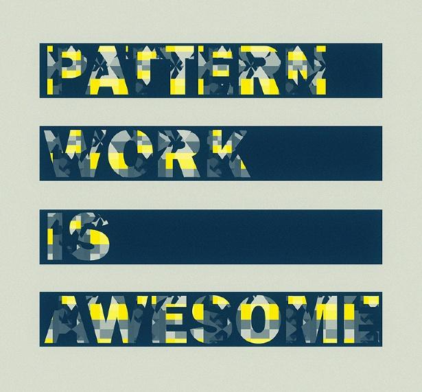 Nicolas Monin-Baroille - Pattern Work
