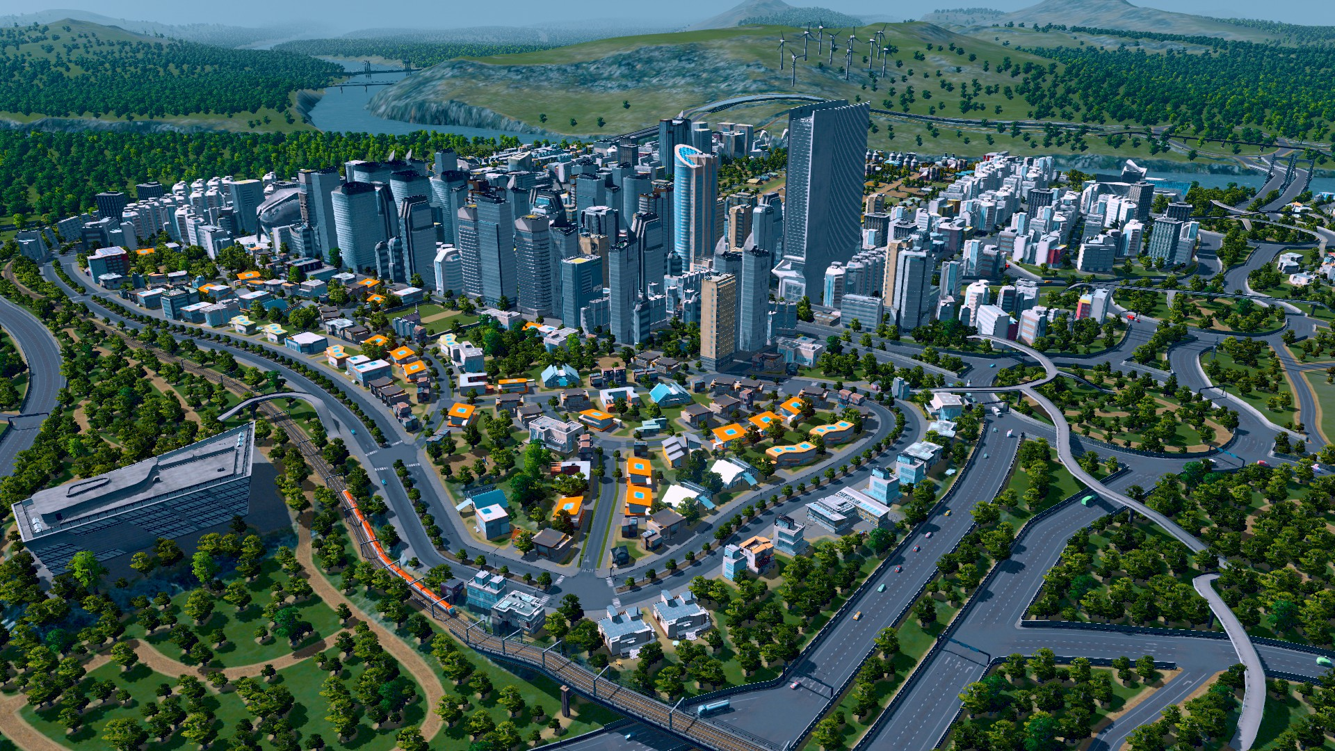Image result for Cities: Skylines