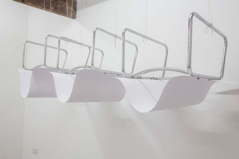 white paper art