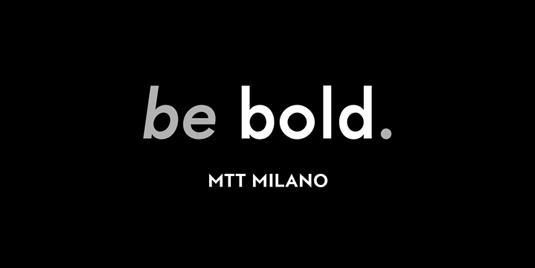 MTT MIlano font